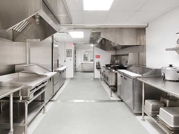 Reynoxalba trabajos a medida en acero inoxidable for Cocinas industriale